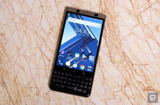 BlackBerry Mobile собирается выпустить два новых телефона в 2018 году