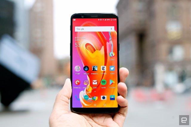Владельцы OnePlus 5T могут попробовать Android Oreo