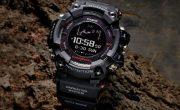 Новые солнечные GPS-часы Casio идеально подходят для путешественников