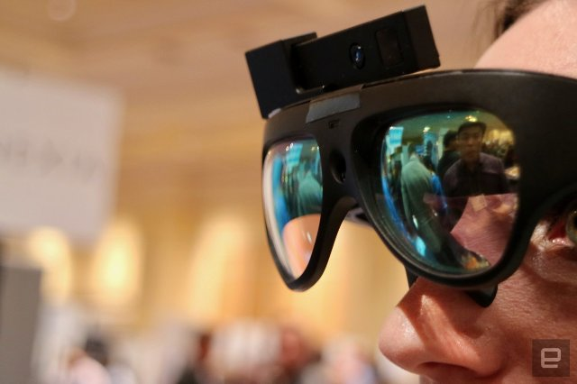 Rokid представила свои AR очки