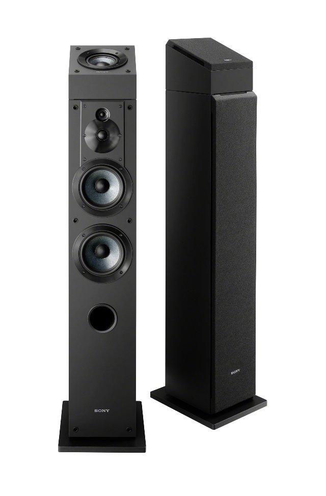 Новые звуковые панели Sony могут виртуализировать звук Dolby Atmos