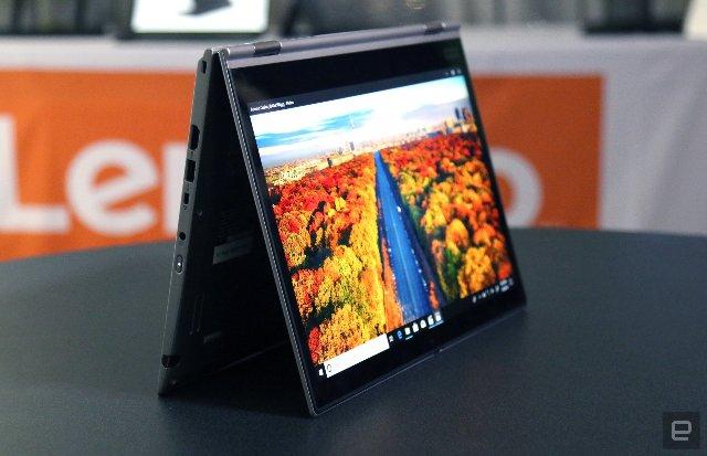 Lenovo Thinkpad X1: более интересное, полезное обновление