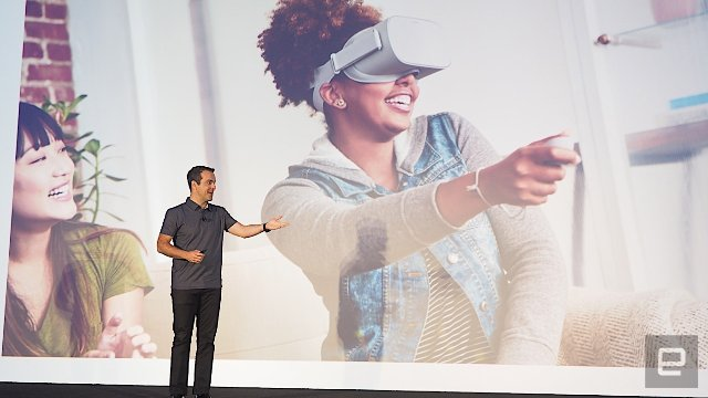 Oculus сотрудничает с Xiaomi, чтобы сделать первую автономную гарнитуру VR