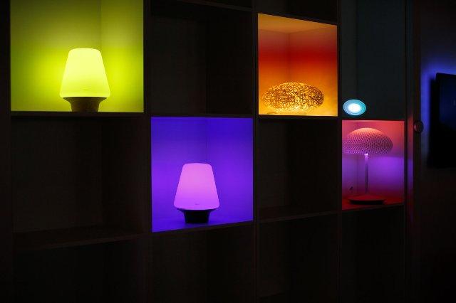 Светильники Philips Hue синхронизируются с музыкой и играми на вашем ПК