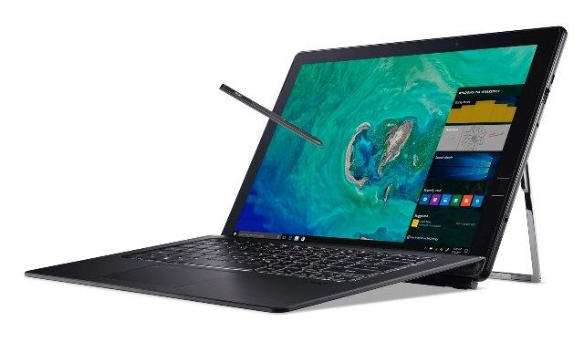Acer добавляет три тонких, мощных ноутбука к своей линейке