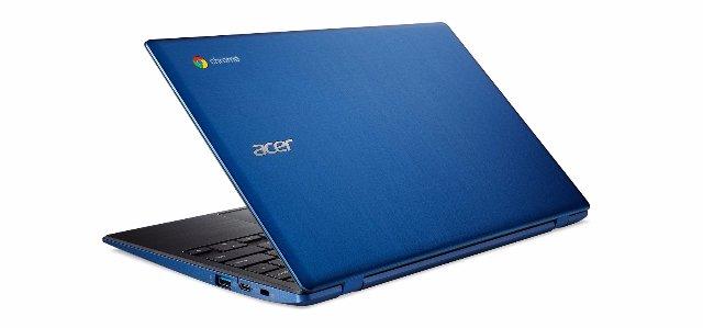 Последний Chromebook от Acer предлагает 10 часов работы от аккумулятора за 250 долларов