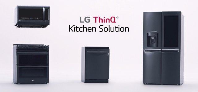 Холодильник LG с Alexa работает в паре с вашей духовкой