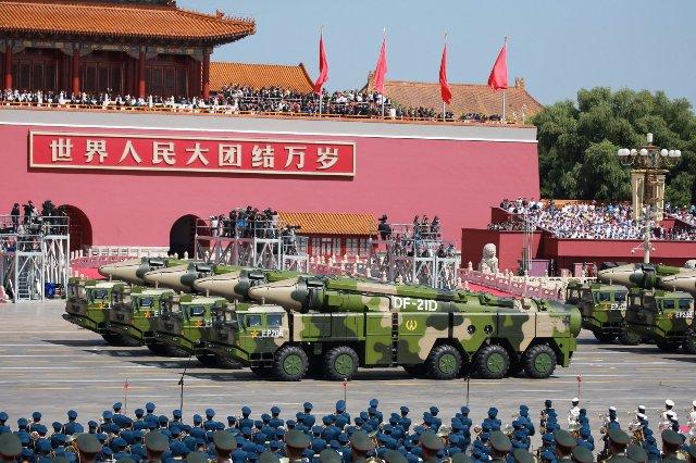 Сообщается, что Китай тестирует новое баллистическое оружие, которое летает под радаром