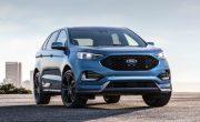 Ford поместит автоматические экстренные тормоза на двух моделях 2019 года