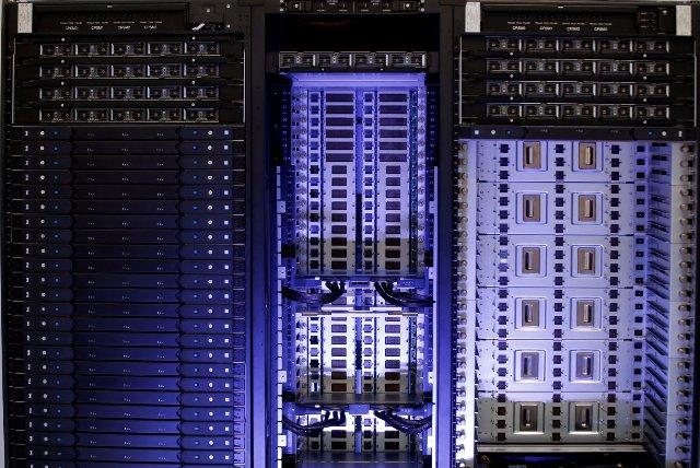 Европа входит в гонку строительства суперкомпьютеров мирового класса