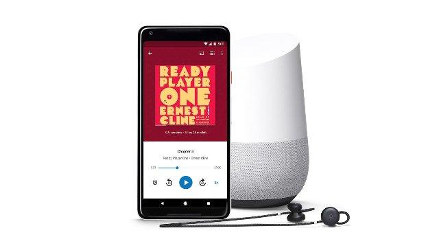Магазин Google Play теперь продает аудиокниги