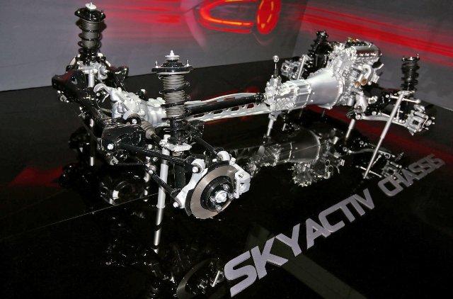 Mazda заявляет, что бензиновый двигатель следующего поколения такой же чистый, как и электромобили