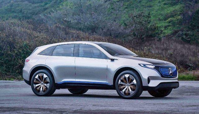 В будущем выпуск электромобилей Mercedes будет опираться на фабрики на трех континентах