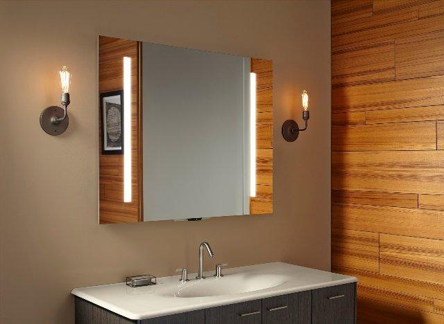 Новые умные светильники Kohler в ванной сделают Alexa вашим помощником