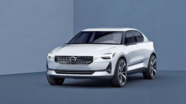 Первый EV Volvo станет хэтчбеком с дальностью действия в 500 км