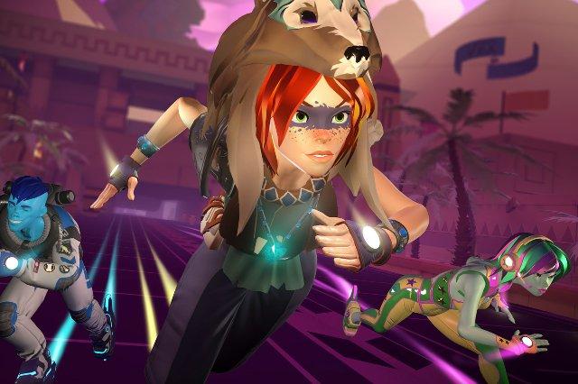 Игра VR 'Sprint Vector' запускается 13 февраля