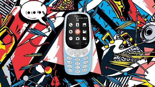 Nokia представляет 4G-версию своего старого телефона