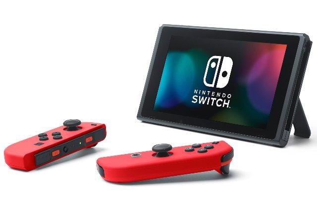 Продажи Nintendo Switch превзошли Wii U