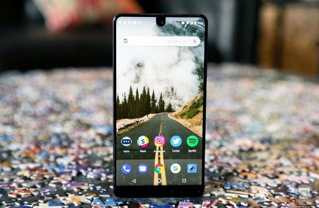 Essential Phone пропускает Android Oreo 8.0 из-за проблем со стабильностью