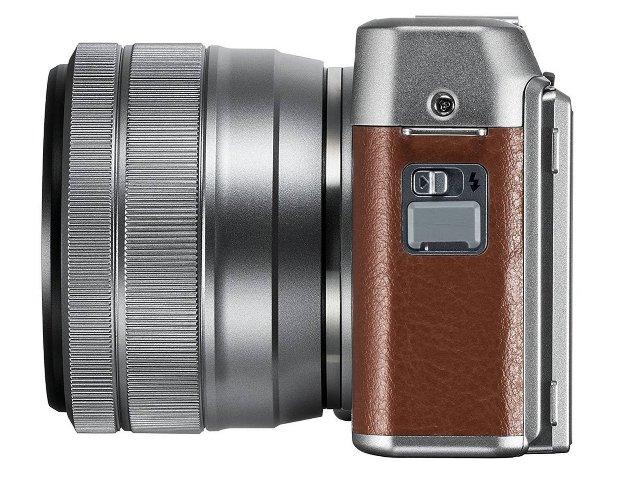 Fujifilm привносит более быстрый автофокус к своей самодостаточной камере X-A5