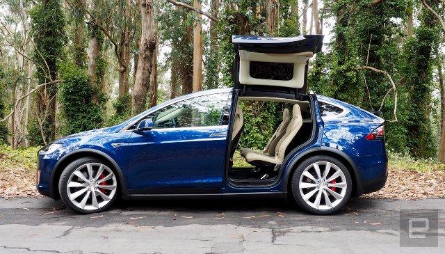 Инструмент планирования поездки Tesla доступен в Интернете