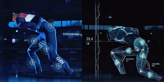 Samsung SmartSuits помогает ускорить подготовку фигуристов к зимней Олимпиаде