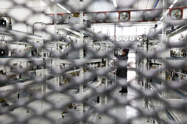 Китай, как сообщается, хочет сократить расточительную добычу биткоина
