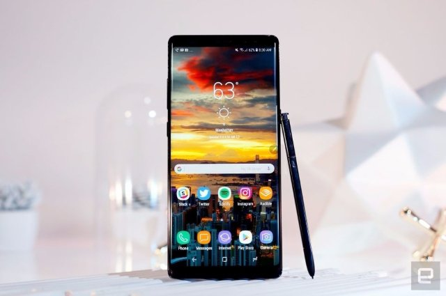 Некоторые владельцы Galaxy Note 8 сообщили об сбоях в аккумуляторах