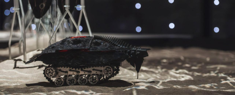 «Роботизированные среды обитания» представляют собой самоподдерживающуюся экосистему искусственного интеллекта