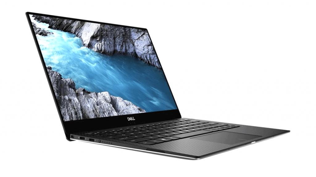 CES 2018: обновленный безрамочный Dell XPS 13