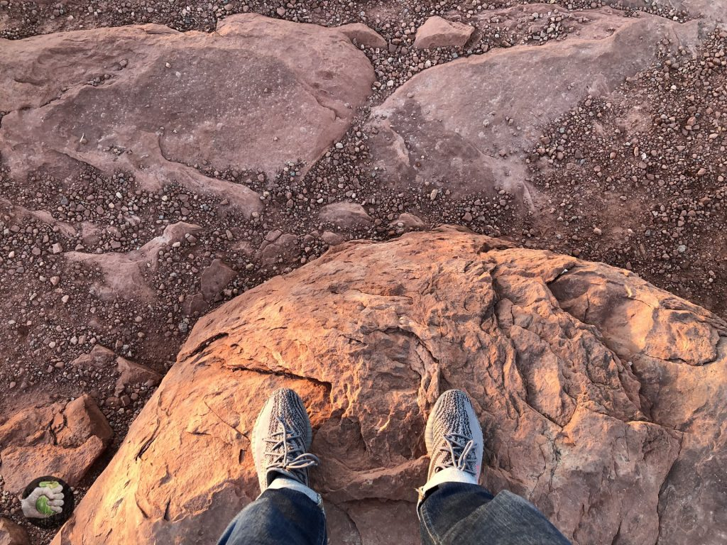 Путевые заметки с CES, часть пятая, где мы поехали посмотреть Гранд-Каньон