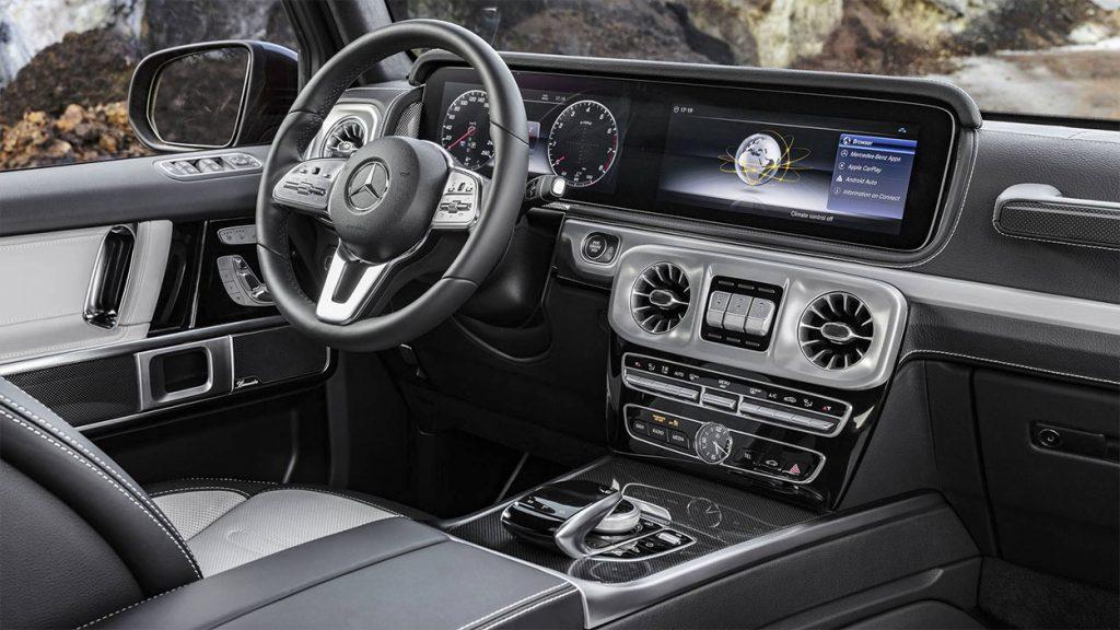 Вещь дня: новый Mercedes-Benz G-Class