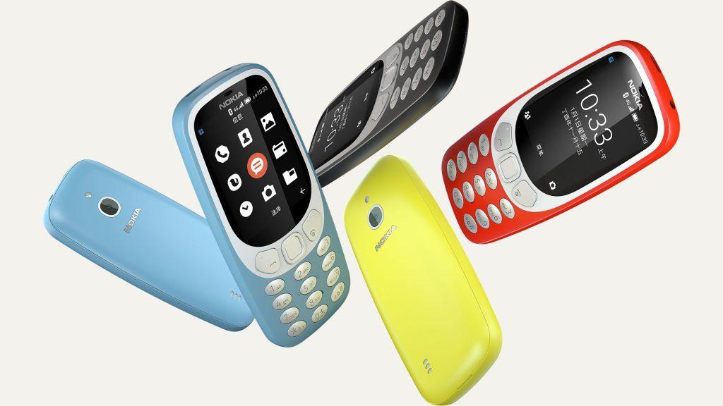 Nokia 3310 обновили ещё раз