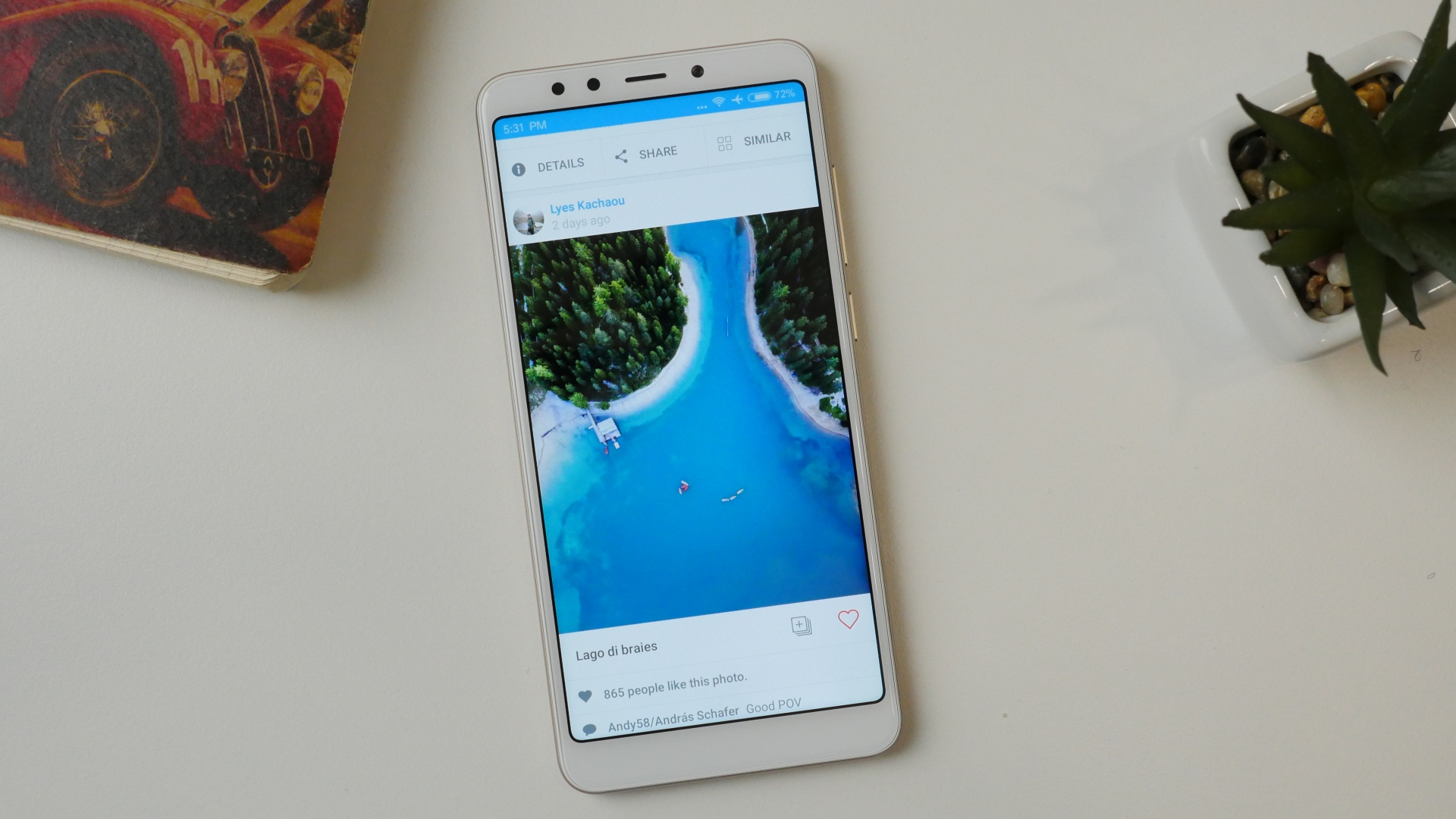 Знакомство с Xiaomi Redmi 5