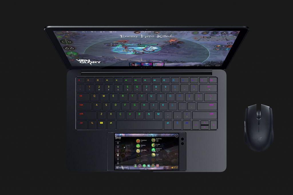 CES 2018: Razer скрестила смартфон с ноутбуком. Встречайте Project Linda