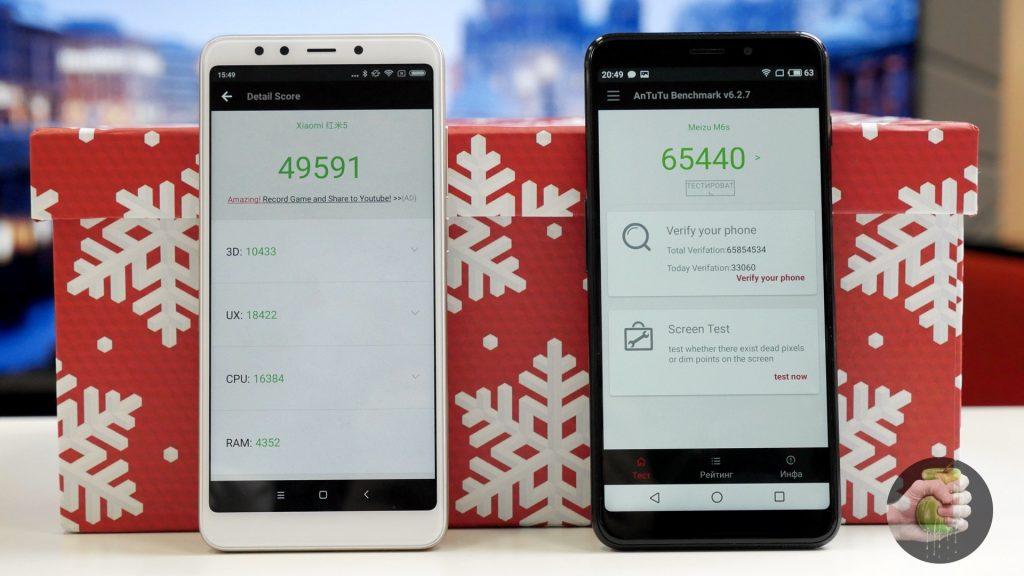 Кто же лучше? Сравнительный обзор Xiaomi Redmi 5 и Meizu M6s
