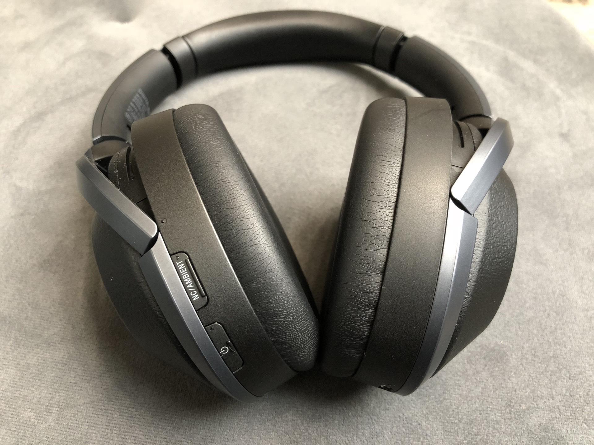Обзор наушников Sony WH-1000XM2