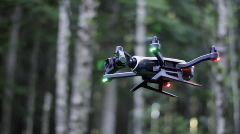 GoPro долеталась: больше никаких дронов, а сотрудников уволят