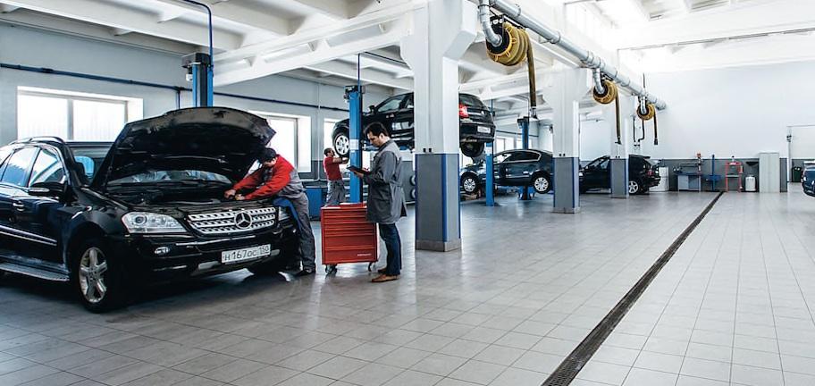 Информация об автомобильных предприятиях Ростова