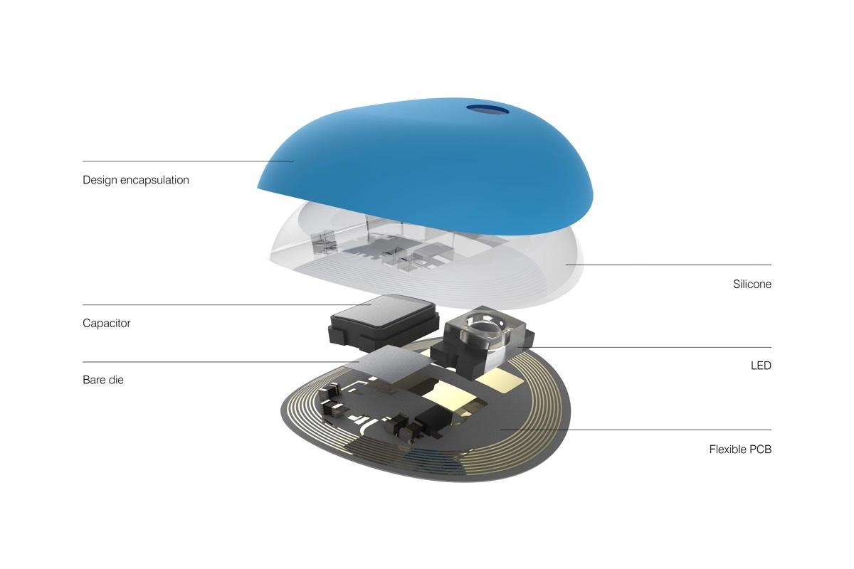CES 2018: носимая электроника L'Oreal спасает жизни и работает без аккумулятора