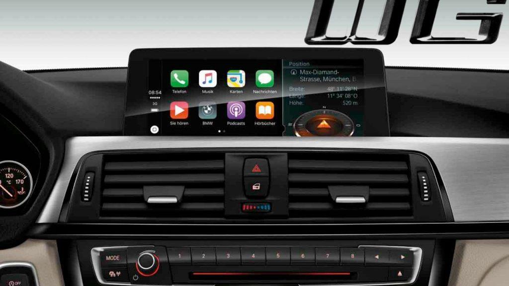 BMW предложит сервис Apple по платной подписке