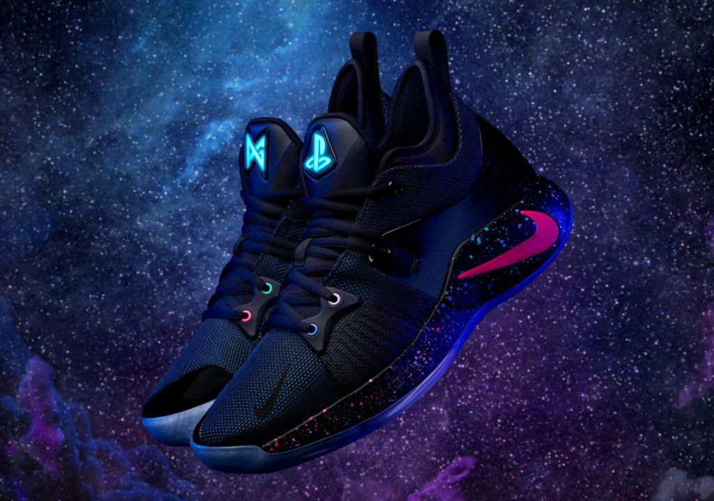 Не пропустите кроссовки Nike PG 2 в стиле PlayStation и с подсветкой