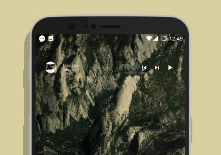 Это приложение делает крутые обои используя вашу геолокацию