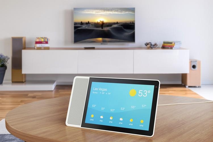 CES 2018: В колонках будут экраны! Встречайте Google Smart Display для умной акустики