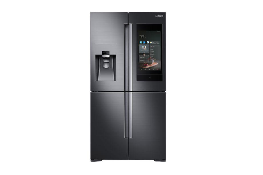 CES 2018: очень умный холодильник Samsung