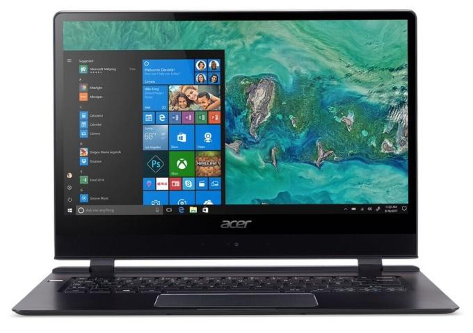 CES 2018: самый тонкий ноутбук Acer Aspire Swift 7
