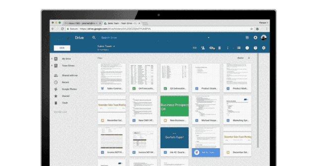 Google Диск позволяет комментировать файлы Microsoft Office