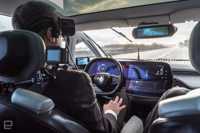 Renault-Nissan и Didi планируют создать автономный сервис в Китае