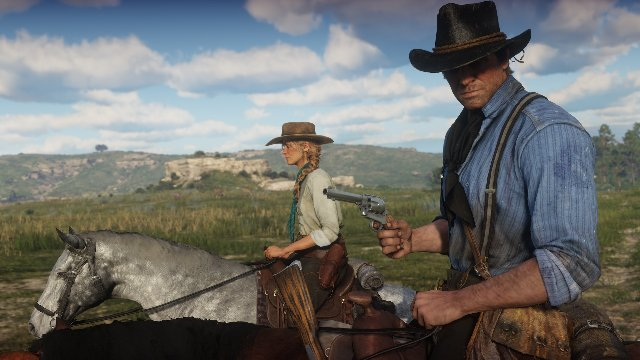 26 октября состоится выход игры «Red Dead Redemption 2»