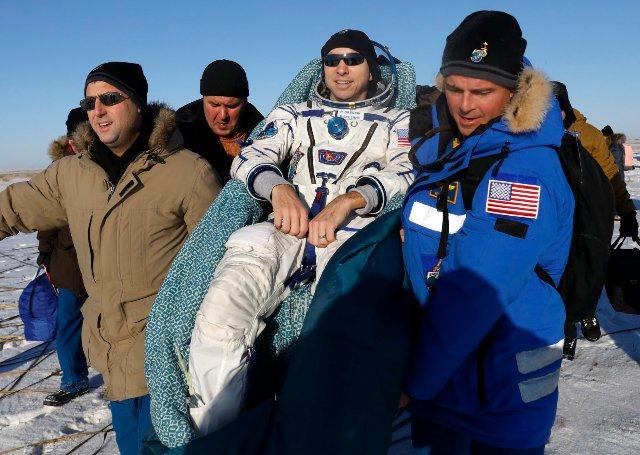 НАСА тестирует лечение, которое может замедлить мышечную потерю у космонавтов